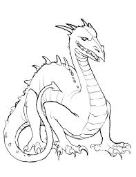 dragon coloring sheets dragon coloring pages coloringpages1001