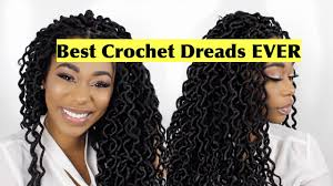 whats the best hair to use for crochet braids crochet dreads chimerenicole youtube