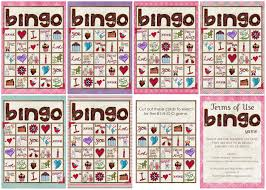 s day bingo s day bingo simply fresh designs