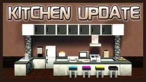 cuisine moderne minecraft mod 1 11 2 furniture mod ajoutez des nouveaux objets dans