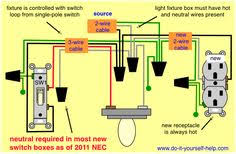 basic electrical wiring diagrams deck lights u0026 outlets 100