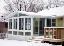 All Season Patio Enclosures Sunroom Decor Ideas Aluminum Sunroom On Deck Inspirational Home