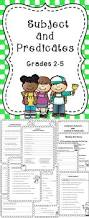 Compound Subject Worksheets 25 Best Subject Predicate Activities Ideas On Pinterest Writing