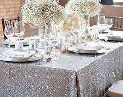 wedding table covers wedding tablecloth etsy