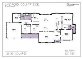 salient plans single storey house home designs custom 19 bungalow