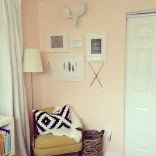 peach apricot wall colors feng shui interior design the tao of