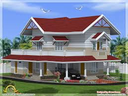 green home designs floor plans contemporary india home elevation 2850 sq ft kerala design