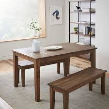 Best Table Tops Images On Pinterest Dining Room Dining Rooms - West elm emmerson industrial expandable dining table