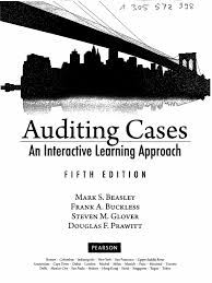 auditing cases audit financial statement