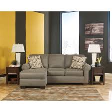 Signature By Ashley Sofa by Signature Design By Ashley Danley Dusk Fabric Sofa With Chaise