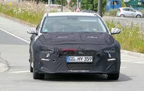 hyundai i30 n performance production model the korean car blog