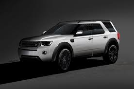 land rover lr2 lifted new land rover freelander to join extended discovery family
