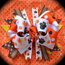 thanksgiving hair bows custom boutique clothing for boys babies see to many things