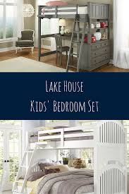 kids bedroom sets you ll both love the lake house kids bedroom collection was designed to offer the look and feel of furniture