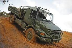 mercedes truck 4x4 steel soldiers military vehicles supersite
