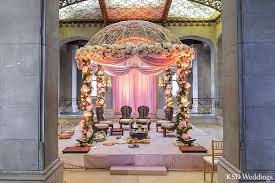 Hindu Wedding Mandap Decorations Long Island Ny Indian Wedding By Ksd Weddings Maharani Weddings