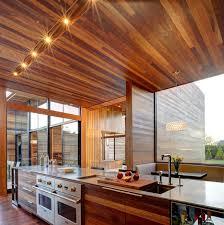 wooden kitchen designs delightful modern kitchens wearing a wooden skin