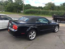2007 ford mustang gt convertible 2007 ford mustang gt premium 2dr convertible in east providence ri