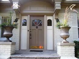 the colors front door grey house design ideas