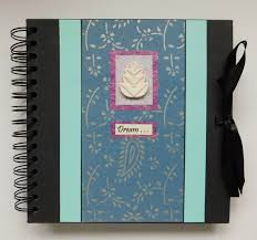 Bridal Shower Photo Album Unique Guest Book Bridal Shower Gift Sketchbook Wedding Book