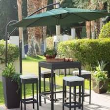 Offset Patio Umbrellas Clearance by Abba Patio Steel Polyester Fabric Square Butterfly Gazebo 12 X
