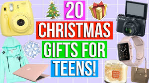 christmas wishlist ideas holiday gift guide for teens 20