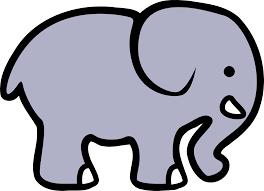 cartoon elephant coloring sheet colouring bandicoot