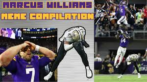 Funny Saints Memes - marcus williams missed stefon diggs tackle meme compilation youtube