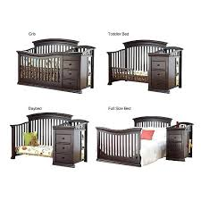 Delta Crib Bed Rails Cribs Convert To Size Bed Converting Delta Crib To Size