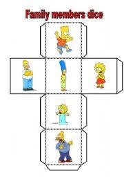 english teaching worksheets family members