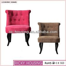 rubber wood chair funky dining room chairs single seater wood sofa