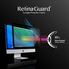 retinaguard best blue light screen protectors imac apple desktop