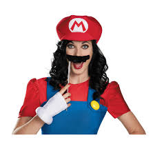 Deluxe Womens Halloween Costumes Super Mario Deluxe Women Costume 40 99 Costume Land