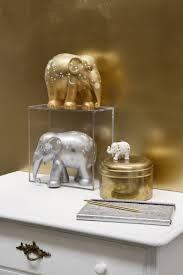 Home Decor Elephants Rikkitikki Elephantparade Sparkling Celebration Silver Gold