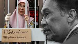 free anwar caign may go international free malaysia today