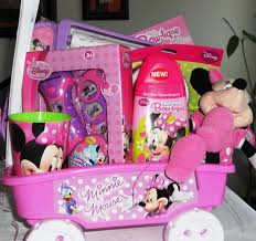minnie mouse easter baskets baskets
