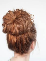 updos for curly hair i can do myself 18 updos for curly haired girls brit co
