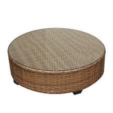 Outdoor Wicker Chair With Ottoman 4 Piece Wicker Furniture Rattan Outdoor Furniture Set