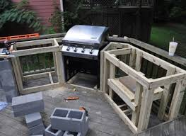how to build an outdoor kitchen cabinet jon peters art home yeo lab