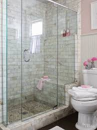 pivot vs sliding shower doors the small and chic home