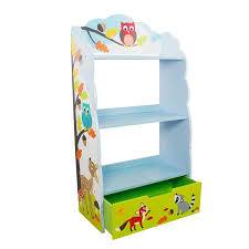 Levels Of Discovery Bookcase Fantasy Fields Enchanted Woodland 41 75