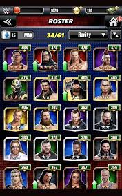 wwe games wwe champions free puzzle rpg android apps on google play