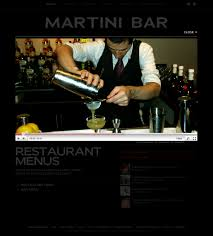martini bar menu elkeslassy