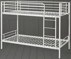 Tesco Bunk Bed New Tesco Shorty Small Single 2ft 6 Metal Framed Bunk Bed