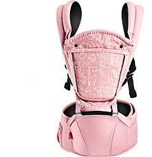 si e ergonomique anhpi sac à dos porte bébé design ergonomique support en mesh