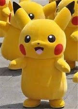 Lucario Halloween Costume Pokemon Costume Ebay