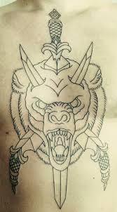 100 tribal wolf face tattoo alien face icon halloween