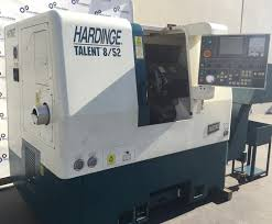 hardinge talent 8 52 cnc turning center machinestation