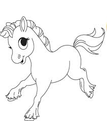 trend baby horses coloring pages 99 additional free coloring