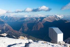 winter cabin winter cabin on mount kanin ofis arhitekti archdaily